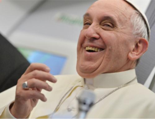 O Papa critica a (nossa) imprensa