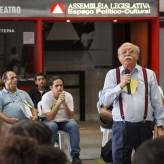 """""""O povo está decidido a fazer valer seus direitos"""", diz Roberto Amaral"""