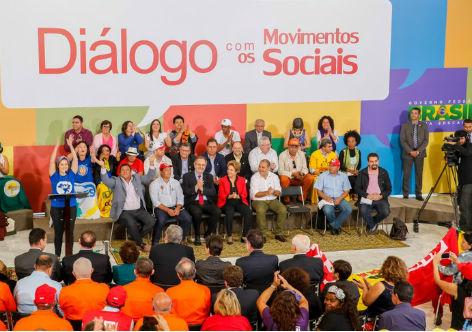"""Frente Brasil Popular será um marco na """"Histórico do Brasil"""".Assim define o cientista político, escritor e um dos fundadores do Partido Socialista Brasileiro (PSB), Roberto Amaral, em entrevista ao Portal Vermelho"""
