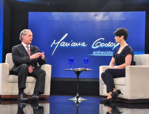 Mariana Godoy Entrevista – Ciro Gomes (04/12/2015)