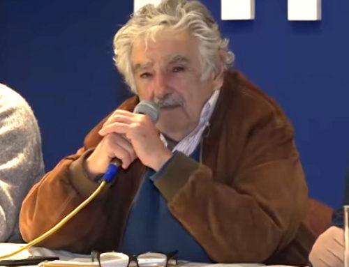 Jornada por la Democracia y contra el Neoliberalismo – Pepe Mujica