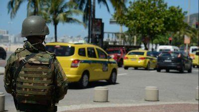 A autonomia militar e a soberania nacional