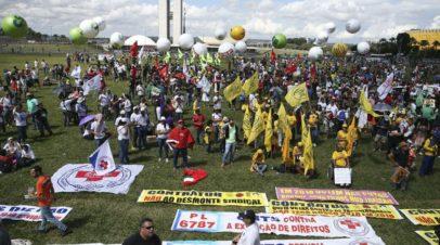 Com a greve geral, oposição contra Temer dá salto de qualidade